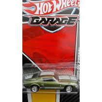 Hot Wheel Mustang Shelvy (llantas De Goma)