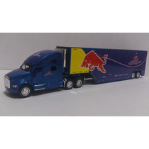 Trairler Kemworth T700 Red Bull Esc. 1:68