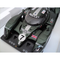 Bentley Speed 8 Le Mans 2003 Auto A Escala De Colección