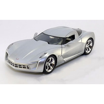 Chevrolet Corvette Stingray Concept 2009 1/18 Jada