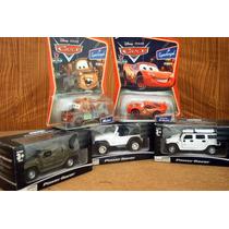 Lote 5 Autos Miniatura Hummer & Cars Esc 1/46 Nuevo Ve Anunc