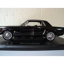 Ford Mustang 1964 1/2 Auto A Escala De Colección