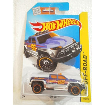 Hot Wheels Camioneta Off-duty Azul 116/250 2015
