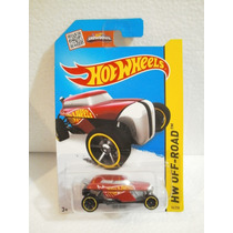 Hot Wheels Rip Rod Rojo 96/250 2015