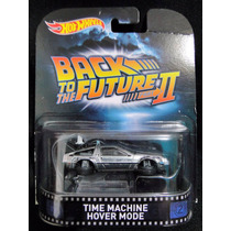 Retro Time Machine Hover Mode Bttf2 Delorean Legacyts