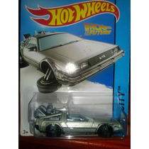 Hotwheels Time Machine Hover Mode 2015