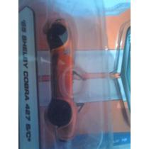 Shelby Cobra Jada Color Cobre 1:64