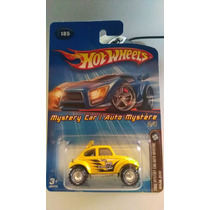 Hotwheels Mystery Car Baja Bug Llantas D Goma Super Treasure