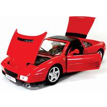 Maisto 1/18 Ferrari 348 Ts Diecast Metal / No Burago Siku