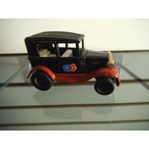 Carro Modelo Antiguo Vintage Hecho En Japon