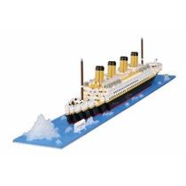 Figura Armable , Nanoblock Titanic