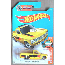 Custom 72 Chevy Luv Hotwheels
