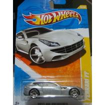 Hot Wheels 2011 Ferrari Ff 45 De 244