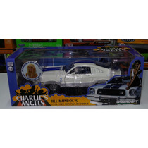 1:18 Ford Mustang Cobra Ii 1976 + Figura Greenlight Shelby