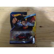 Man Of Steel - El Hombre De Acero Superman Hot Wheels