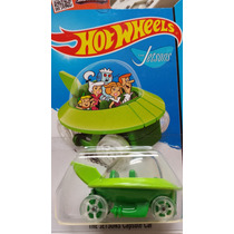 Hot Wheels 1/64 The Jetsons Capsule (super Sonicos Car)