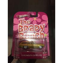 Hot Wheels Retro 71 Plymouth The Brady Bunch Llantas De Goma