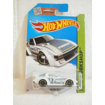 Hot Wheels Mazda Rx-7 Blanco 193/250 2015