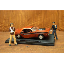 Auto Dodge Challenger Modelo 1970 T/a New Ray 1/43 Ve Anunc