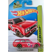 Datsun Bluebird 510 Wagon - Hot Wheels