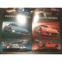 Hot Wheels De Coleccion 2015 Serie Porsche Bvf
