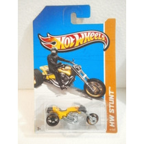 Hot Wheels Trimoto Blastous Amarillo 41/247 2013
