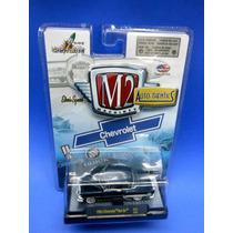 M2 1954 Chevrolet Bel Air R31 Azul
