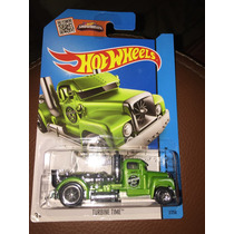 Hot Wheels Turbine Time Verde