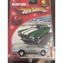 Hot Wheels 1967 Pontiac Gto (2005 Holiday Rods)