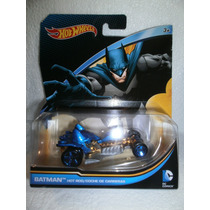 Hot Wheels Dc Comics Batman Hot Rod