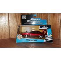 1969 Dodge Charger Daytona Rapido Y Furioso Jada Toys 1/32