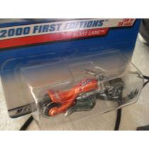 Hot Wheels Moto Blast Lane 2000