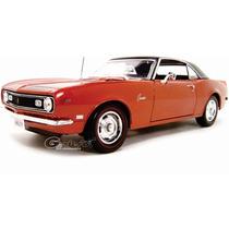 Maisto 1/18 Chevrolet Camaro Z28 1968 Metal / No Burago Siku