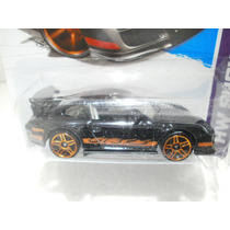 Hot Wheels Porsche 911 Gt3 Rs Negro 157/250 2013