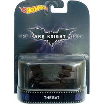 The Bat, Batman, Hot Wheels Retro, Cfr19, Dark Knight Rises