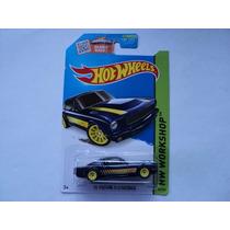 Hot Wheels Super Treasure Hunt Mustang 65 Fastback