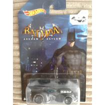 Hot Wheels Serie Batman Arkham Asylum Batimovil 7/8
