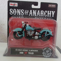 Harley Davidson 1946 De Sons Of Anarchy Maisto