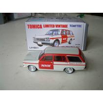 Nissan Skyline Van De Tomica Limited Vintage 1:64 Vv4