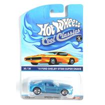 10 Ford Shelby Gt500 Super Snake Seríe Cool Classics