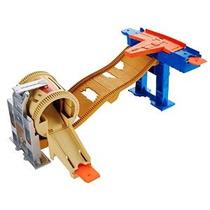 Hot Wheels Pista Constructor Deluxe Barril Gota Stunt Paquet