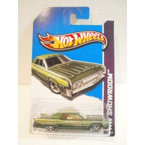 Hot Wheels 64 Lincoln Continental Verde 191/250 2013