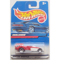 Hot Wheels 2000, Virtual Collection, Skullrider