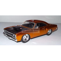 1:24 Plymouth Road Runner 1970 Fast & Furious Jada Toys 1/24