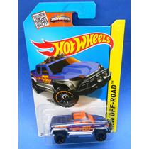 2013 Hot Wheelsoff-duty Azul Off-road