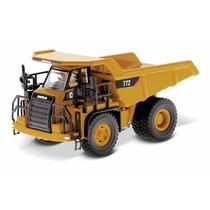 Camion Minero Caterpillar 772 Metalico A Escala Ho 1:87
