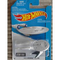 Hot Wheels U.s.s. Enterprise Ncc-1701 Star Trek 2016
