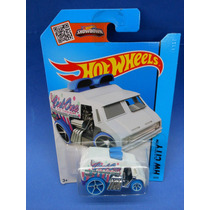 2013 Hot Wheels Cool-one Blanca Hw City