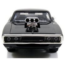 Jada Dom´s Charger Rt 1/24 Rapido Y Furioso Fast & Furious