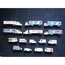 Coleccion D Camioncitos Repartidores Bimbo Desde Los Años50s